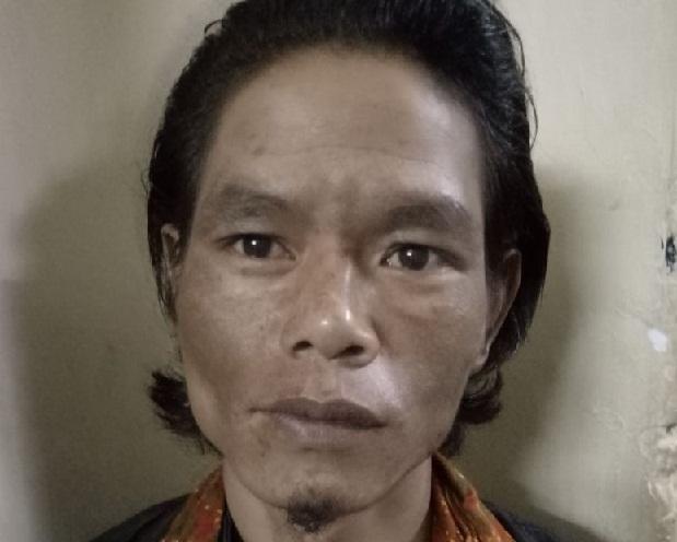 The KLF cadre nabbed at Bokajan in Karbi Anglong