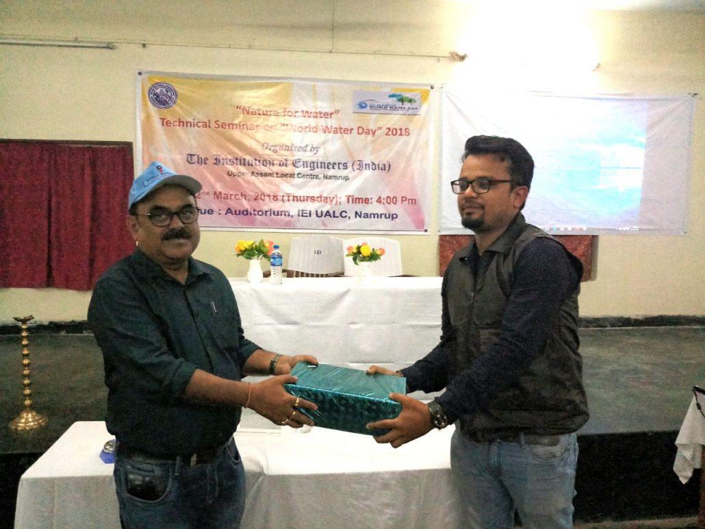 World Water Day: Seminar at Namrup stresses need of rainwater harvesting to solve water crisis 1