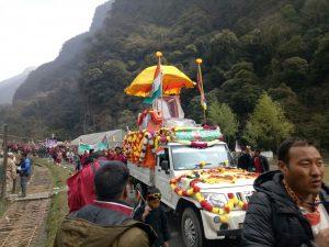 'Path yatra' begins commemorating 60th year of Dalai Lama's journey 1
