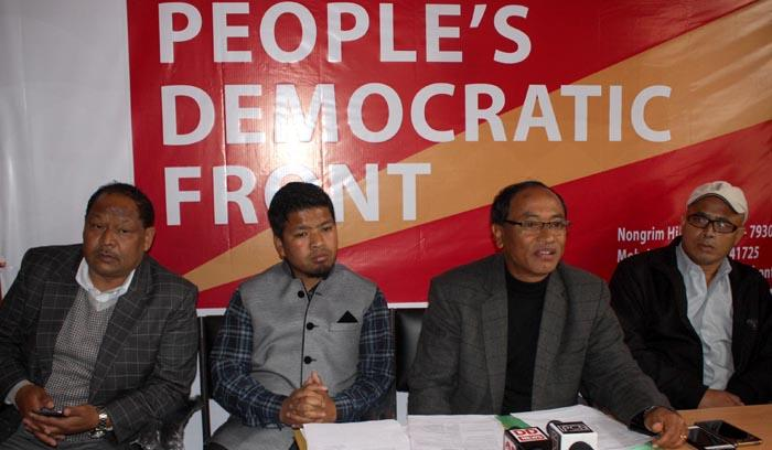People's Democratic Party launched