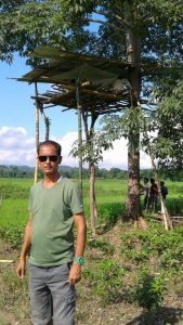 Wildlife activist Nabajyoti Baruah strives to mitigate man-elephant conflict in Indo-Bhutan border of Assam 1