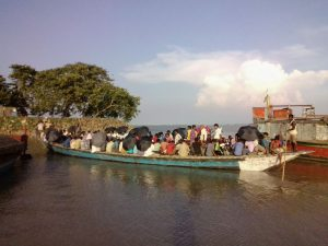 Salmara residents