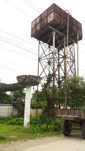 Tangla water tank