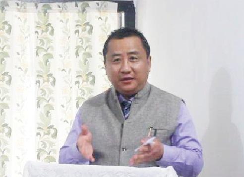 File photo: Nagaland Chief Secretary Temjen Toy