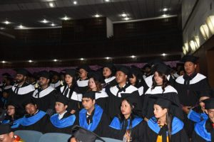 Meghalaya CM Conrad Sangma presents degrees at ICFAI University convocation 2