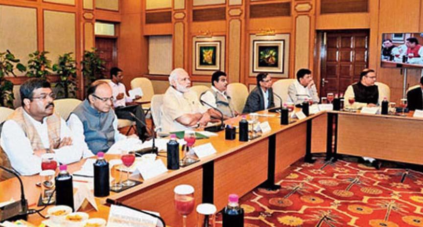 Union Cabinet Representative image