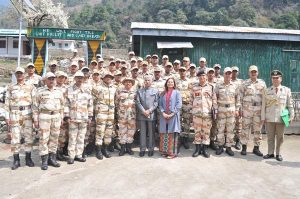 Arunachal Pradesh Governor visits Dembuen village in Dibang Valley District 1