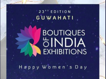 Boutiques of India exhibition