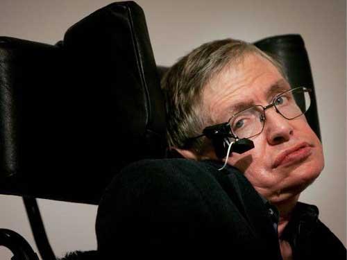 Stephen Hawking's