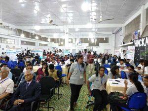 Union Tribal Affairs Minister inaugurates Smart India Hackathon 2018 at GIMT 1