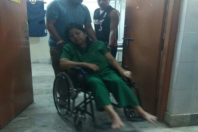 Dimapur incident