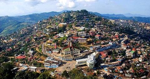 Representational image of Kohima