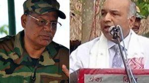 Paresh Asom (L) and Abhijit Asom.