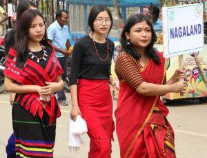 Spectacular procession marks Assam Agricultural University's golden jubilee celebration 1