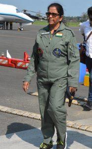 Defence Minister Sitharaman visits IAF's Chabua's air base in Dibrugarh 1
