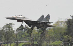 Defence Minister Sitharaman visits IAF's Chabua's air base in Dibrugarh 2