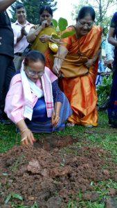 Pramila attends 'Gram Swaraj Abhiyan' outreach programme 3