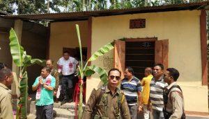 KAAC CEM Tuliram Ronghang during a recent programme.