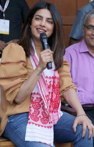 Very happy to see Bihu dance here, says Priyanka Chopra 1