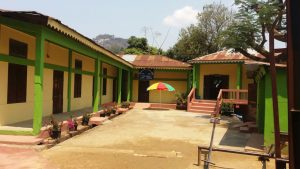 A view of the Rev. Thianga Govt Primary School at Bethlehem Vengthlang locality in Aizawl.