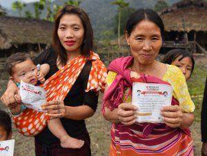 Pema Khandu lauds 100 per cent Measles-Rubella vaccination 1
