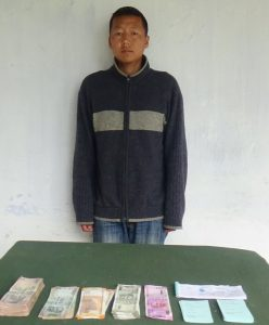 AR nets 5 NSCN cadres from different locations in Nagaland, seizes arms, ammo 1