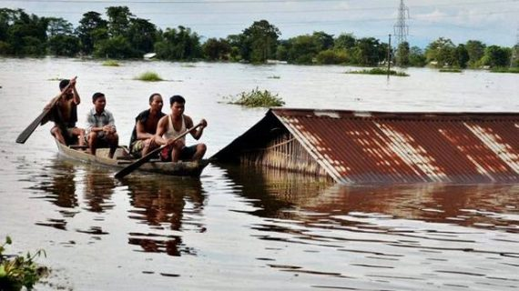 Image result for Artificial flood threatens Arunachal Pradesh