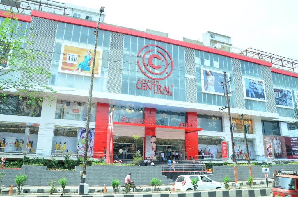 Central Guwahati