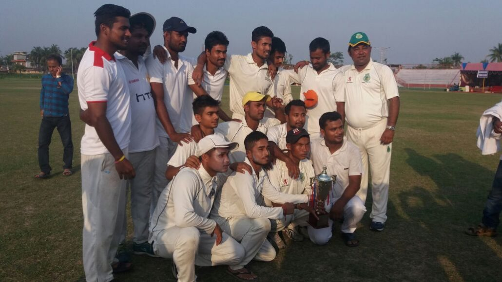 The members of the Mangaldai Town Club.