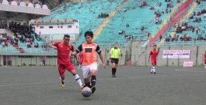 Sikkim Police emerge champion of 1st Dr Bhim Rao Ambedkar Football Tournament 2018 1