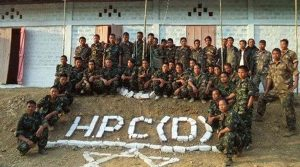 How unwavering is the peace agreement with HPC-D? 1