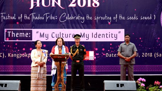 Hun festival manipur