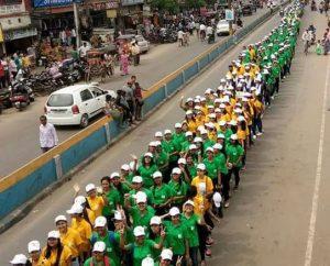 Spectacular procession marks Assam Agricultural University's golden jubilee celebration 4