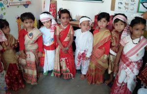 Rongali Bihu celebrated in Hojai 1