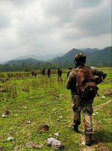 Army-SSB launch mega hunt for NDFB(S) leader Batha in Chirang & Ripu Reserve Forests 1
