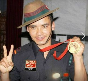 Star marksman Jitu Rai of Sikkim wins gold at 21st CWG 1