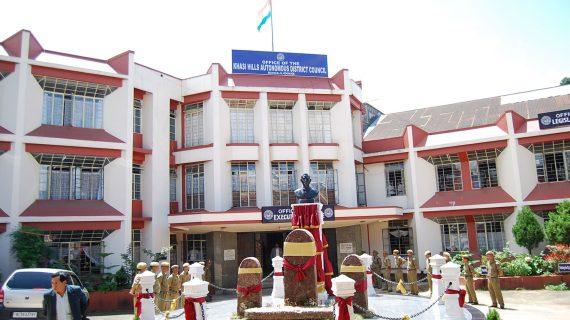 Khasi Hills Autonomous District Council