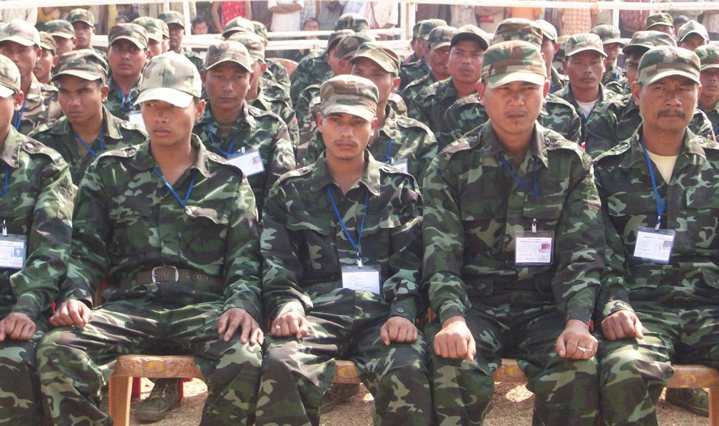 File photo of KLNLF leaders. Source - Internet