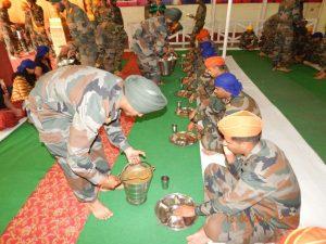 Sikh Infantry battalion celebrates Baisakhi in Kokrajhar 1