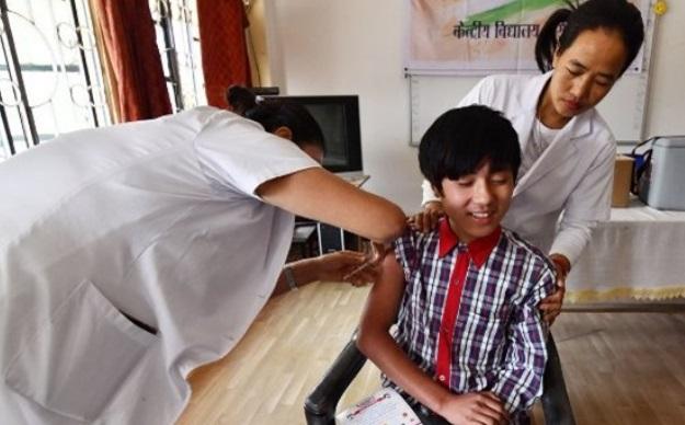 MR vaccine