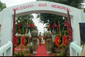 Preparations on for Assam Guv's visit to Malegarh Fort in Karimganj 2