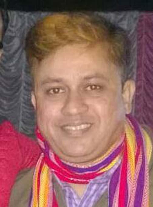 Mayukh Goswami