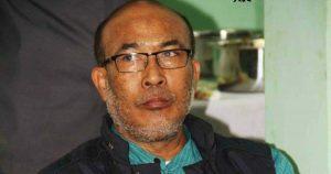 Manipur Chief Minister's statement nonsensical: Naga Hoho 1