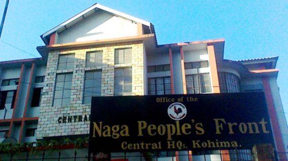 NPF office in Kohima