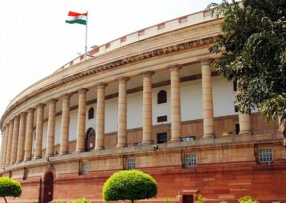 Parliament of India. Picture credit: www.ddnews.gov.in