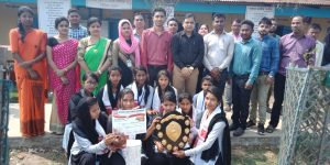 Students of Hojai's Nilbagan Model HS School shine at Dist School Sports Competition 1
