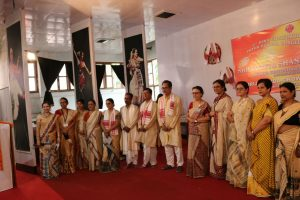 Borgeet competition: Shreya, Bimrisha of Shrimanta Shankar Academy win first prize 1