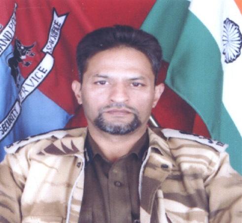 Former Nagaland DGP Rupin Sharma
