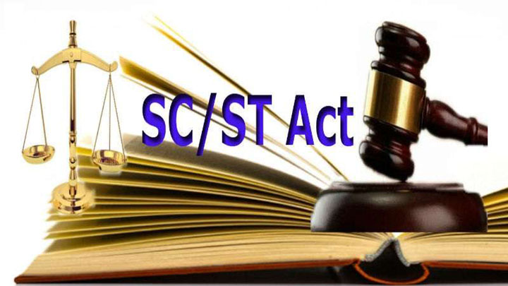 Image result for SC-ST Atrocities act 2018