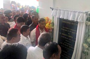 Himanta in Diphu, inaugurates new sports complex, KAAC Secretariat building 3